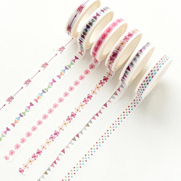 Washi staple for planners